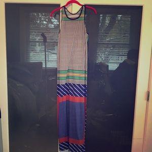 Clover Canyon cotton maxi dress S